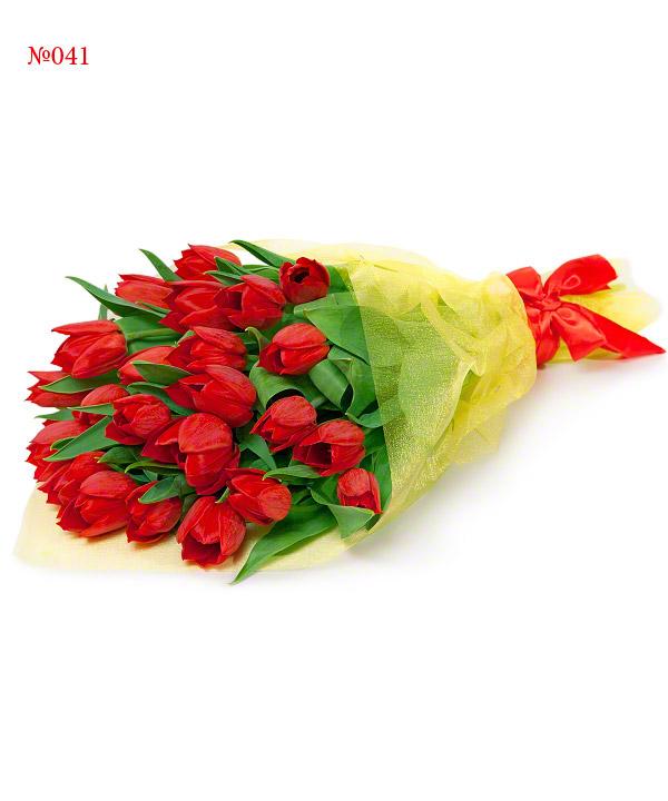 """Букет """"Цветы Амстердама"""" от MEGAFLOWERS"""