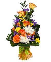 """Букет из цветов """"De luxe"""" с доставкой по Туле"""