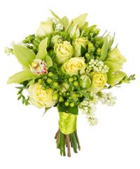 """Букет из цветов """" Фристайл"""" с доставкой по Новосибирску"""