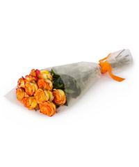 """Букет из цветов """"Кардинал  """" с доставкой по Калининграду 15 - 60 см."""