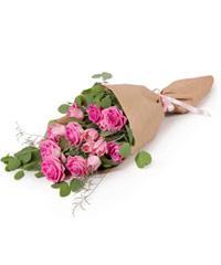 """Букет из розовых роз """"Сон принцессы"""" с доставкой по Краснодару"""