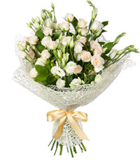 "Bouquet from цветов ""Symphony"" with delivery in Novosibirsk 35 - 45 см."