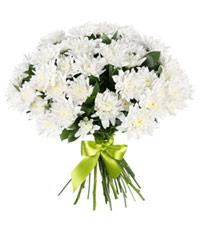 """Букет из цветов """"Белый ангел"""" с доставкой по Калининграду 30 - 35 см."""