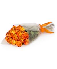"""Букет из цветов """"Кардинал  """" с доставкой по Калининграду 20 - 60 см."""