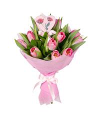 """Букет из цветов """"Ты у меня одна…"""" с доставкой по Калининграду 20 - 30 см."""
