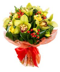"""Букет из цветов """"Любовный гипноз"""" с доставкой по Новосибирску"""