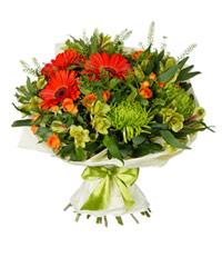 """Букет из цветов """"Лесная полянка"""" с доставкой по Новосибирску"""