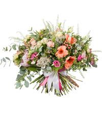 """Букет из цветов """"Весеннее настроение"""" с доставкой по Новосибирску"""