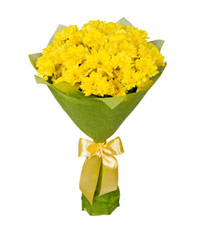 "Bouquet from цветов ""Bouquet of Chrysanthemum"" with delivery in Rostov-on-Don 25 - 45 см."