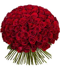 "Bouquet from цветов ""…The Love has Come "" with delivery in Novosibirsk 55 - 60 см."