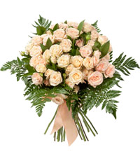 "Bouquet from цветов ""Elite"" with delivery in Novosibirsk 30 - 35 см."