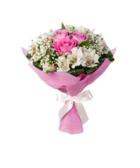 "Bouquet from цветов ""Entr'acte"" with delivery in Rostov-on-Don 15 - 30 см."