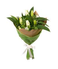 """Букет из цветов """"Красивый обычай"""" с доставкой по Калининграду"""