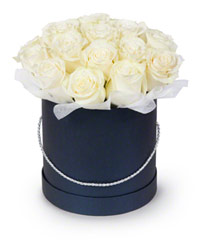 "Bouquet from цветов ""Dance of the White Nights"" with delivery in Rostov-on-Don 25 - 30 см."